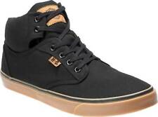 Harley-Davidson Men's Wrenford Black or Grey Canvas Sneakers D93544 D93545