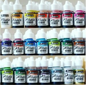 JACQUARD PINATA Alcohol Inks 14ml Bottles Glass Resin Art Wood Clay Leather Yupo