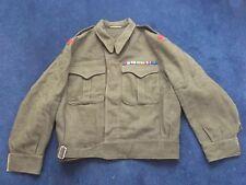 WW2 British 1937, '37 Pattern battledress. Royal Engineer Major.