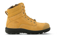 Ascent ALPHA 2 Safety Boots Wheat 129468 Leather Safety Toe US (M)10 UK9