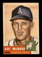 1953 Topps Set Break # 234 Ray Murray VG *OBGcards*