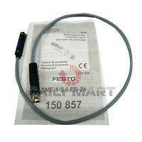 Festo NEW SME-8-S-LED-24 150857 Proximity Switch Sensor 0-250 VDC, 230VAC, 3-Pin