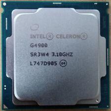 Intel Celeron G4900 CPU 3.10GHz Dual-Core SR3W4 Socket LGA 1151 Processor US