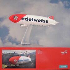 Herpa 527958 Zeppelin Air Edelweiss NT -d-lzzf modellismo