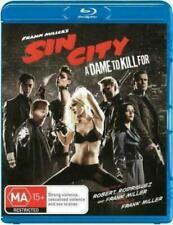Sin City 2 a Dame to Kill for Blu-ray Bruce Willis Jessica Alba