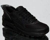 Nike Air Max 90 FlyEase Men's Black Casual Athletic Lifestyle Sneakers Shoes