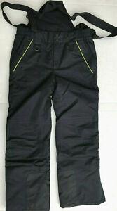BLACK  -  CRANE  -  SKI PANTS - SIZE 12