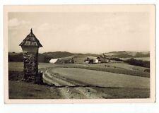 Foto AK 1943, Tanndorf Sudetengau Adlergebirge, gelaufen als Feldpost