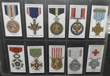 CHROMOS ORDRES ET DÉCORATIONS  MILITAIRES - WAR DECORATIONS & MEDALS - N°4