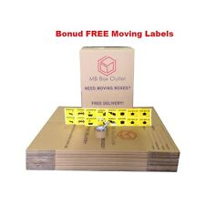 15 X 100L MOVING BOXES REMOVALIST PACKAGE DEAL