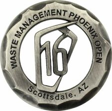 WASTE MANAGEMENT PHOENIX OPEN Championship RUSTIC COIN Golf BALL MARKER
