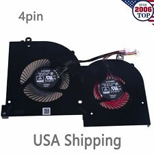 New GPU Cooling Fan for MSI GS65 GS65VR MS-16Q2 BS5005HS-U3N 4-pin16Q2-GPU-CW