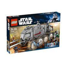 LEGO StarWars Clone Turbo Tank(8098) Rar inkl. allen Figuren OVP