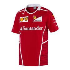 Camisetas de hombre rojo Ferrari color principal rojo