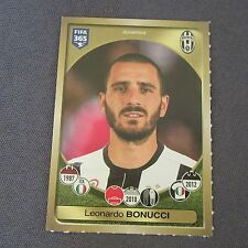 549E Panini Fifa 365 Coupe Confédérations 2017 Bonucci Sticker 231