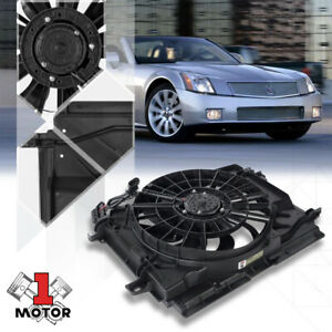 Radiator Cooling Fan OE Style Assembly for 05-13 Cadillac Xlr/Corvette GM3115202