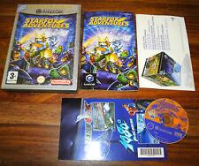 Jeu STARFOX ADVENTURES pour Nintendo GameCube GC PAL (CD remis à neuf)