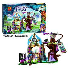 233Pcs Friends Elves Elvendale School of Dragons Building Blocks Bricks Toys