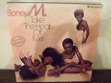 """LP 12"""" BONEY M - Take the heat off me - EX/EX - HANSA - OT 27 573 Y  - BELGIUM"""