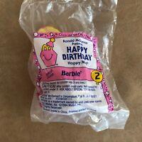 McDonalds Barbie sealed birthday Toy happy meal 1994 train vintage