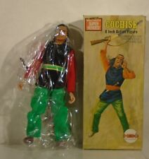 """Mego Cochise 8"""" Western Heroes Indian Action Figure Mint In Box Contents Sealed"""