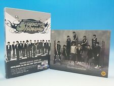 DVD SUPER JUNIOR SUPER SHOW 2 3 SET 2nd 3rd ASIA TOUR Korea Press