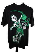 Vintage Anfernee Penny Hardaway Risurch T-Shirt Lil Penny 1/2 Orlando Magic XL