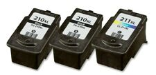 3PK PG-210XL CL-211XL Ink For Canon MP240 MP250 120ML