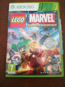 Lego Marvel Super heroes Xbox 360 ITALIANO Ottimo Completo