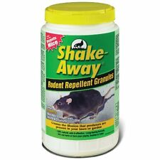 Shake Away 5006358 Rodent Repellent Granules, 5-Pound , New, Free Shipping