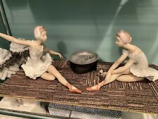 Lladro Ballerinas Pair Set