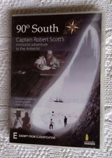 90 DEGREES SOUTH (DVD) REGION-ALL, LIKE NEW, FREE POST WITHIN AUSTRALIA