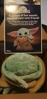 Disney Build A Bear Star Wars The Mandalorian The Child Baby Yoda 5 in 1 Bundle