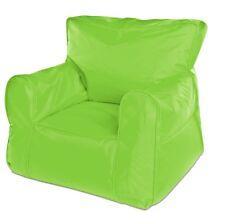 Large Childrens Beanbag Arm Chair Kids Indoor Outdoor Bean Bag Waterproof in Red