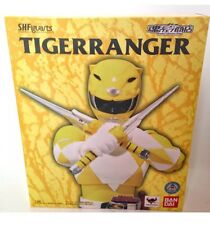 "Bandai Tamashii Nations S.H.Figuarts Yellow Ranger ""Mighty Morphin Power Action"