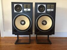 VINTAGE Technics SB-G800 4 Way STEREO Speakers EXCELLENT Super Bass 0603