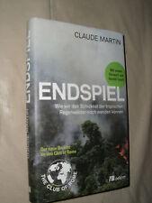 Claude Martin: Endspiel (Gebundene Ausgabe)