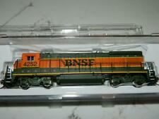Atlas 49709 N Scale GE B23-7 BNSF Engine Rd #4252 Vintage NOS/NIB