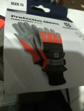 Husqvarna  579380312 Protection Gloves Large size 12