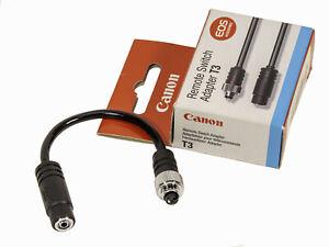 Canon Remote Switch adaptor T3 (new)