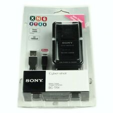 Sony Cyber-Shot Bc-Trx Battery Charger for X/G/N/D/T/R and K Series - New Open