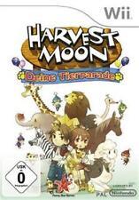 Nintendo Wii +Wii U Harvest Moon Deine Tierparade Deutsch GuterZust.