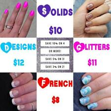 Color Street Nail Strips/Wraps ~ Dry Nail Polish ~ Free Shipping!