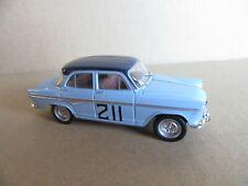 247I IXO Altaya 108 Simca P60 Aronde # 211 Rallye Monte Carlo 1959 1:43