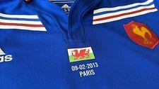 Maillot Rugby Rare #8 Picaloles France Non Porté 6 Nations 2013 - XXL