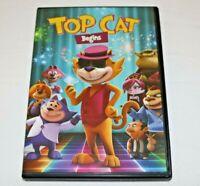 Top Cat Begins (DVD, 2015, Widescreen, 95 min, PG) Very Good