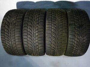 4x Bridgestone Blizzak LM 32 extra load 225/40R18 92V  #529#