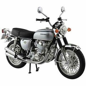 Skynet 1/12 Finished Goods Bike Honda CB750FOUR K2 Silver 1:12 4905083106587