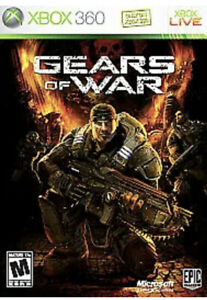 Gears of War XBOX 360/Xbox one/series x game 1
