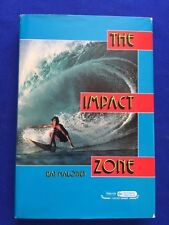 THE IMPACT ZONE - FIRST EDITION SIGNED BY RAY MALONEY